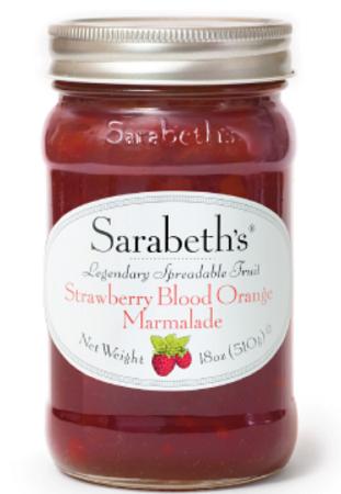Strawberry Peach Preserves | Shop & Buy Spreadable Fruit