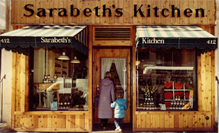 Sarabeth's First Bakery, 1981
