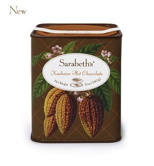 Hot Chocolate Kashmir Tin (12oz)