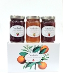 Preserves - Three Jar Gift Box