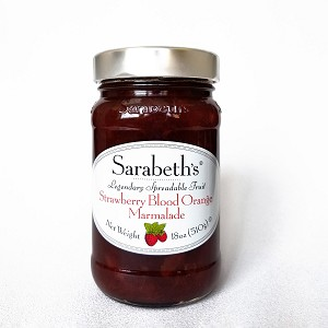 Strawberry Blood Orange Marmalade